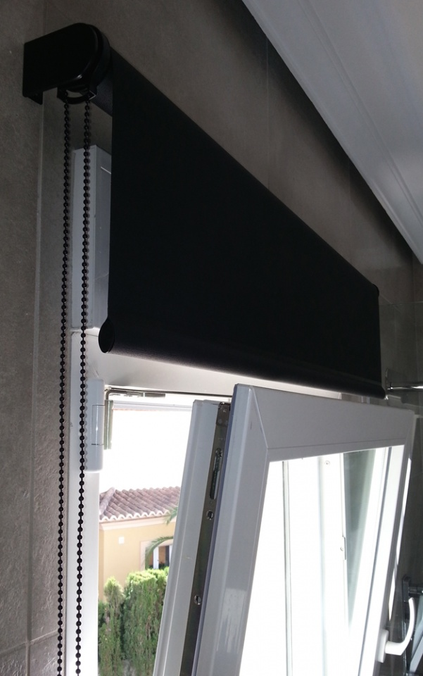 Roller Blinds By Vista Awnings And Blinds Benitachell