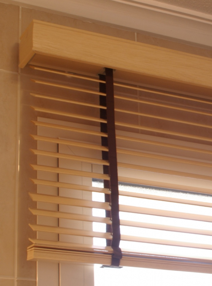 Wood Venetian Blinds By Vista Awnings And Blinds
