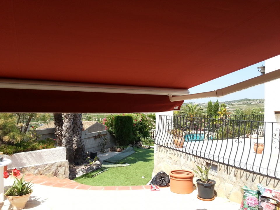 Standard Awnings Vista Awnings And Blinds