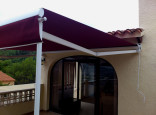Awning Stabiliser Bars