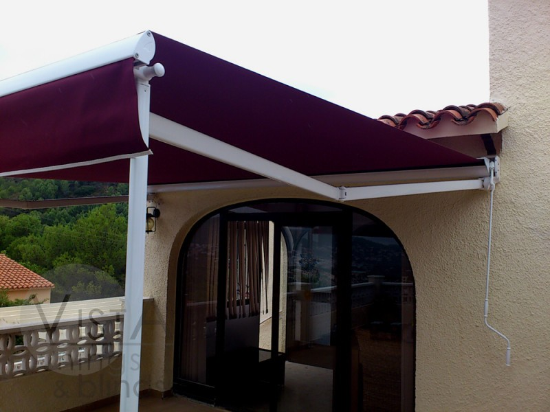 Awning Stabiliser Bars Or Awning Wind Supports