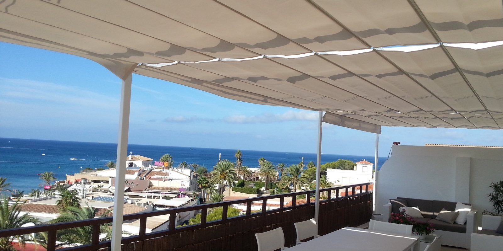 Terrace Shade Javea